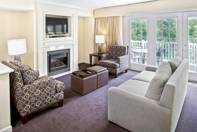Diamond's condo-style accommodations featuring multiple bedrooms and bathrooms, fully equipped kitchens, spacious dining and living areas, home offices and in-suite laundry. Members and guests can comfortably host the entire family – while keeping the comforts of home.