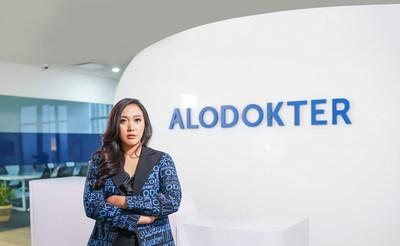 Suci Arumsari, President Director of Alodokter.