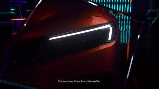 Anticipo: El prototipo de Honda Civic de última generación se mostrará en Twitch el 17 de noviembre