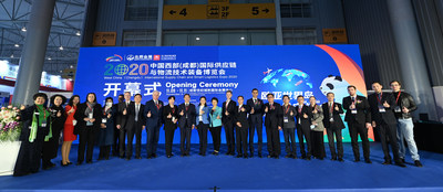 Group Photo of VIP delegates at the Ceremony
