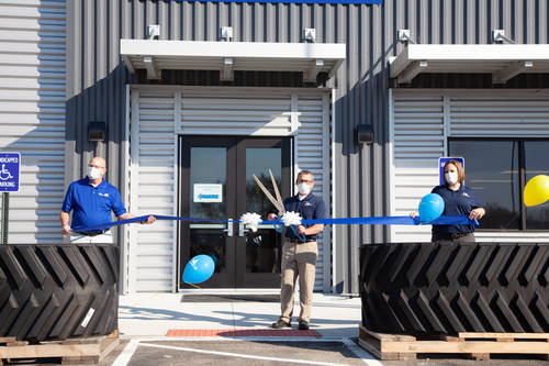 Camso, a Michelin® Group company, has opened a new 140,000-square-foot manufacturing facility based in Junction City, Kansas which will manufacture agricultural tracks
