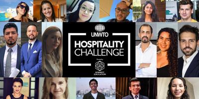 UNWTO Hospitality Challenge (PRNewsfoto/Sommet Education)