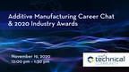 SME 2020 Additive Manufacturing Industry Awards Recognize Leaders in Rapidly Expanding Technology