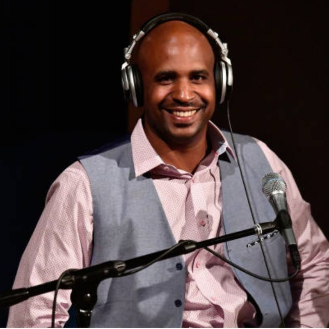 Cayman Kelly recently celebrated his continued collaboration with ESPN Sports as the first African-American voice of ESPN Radio.