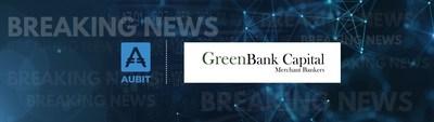 Breaking news of deal between Greenbank portfolio company Staminier and AuBit