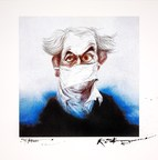 Pantheon Art release original Ralph Steadman screen prints