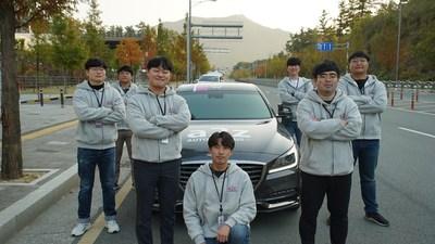 Autonomous a2z's team members