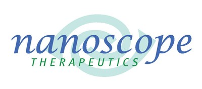 Nanoscope Therapeutics Logo (PRNewsfoto/Nanoscope Therapeutics)