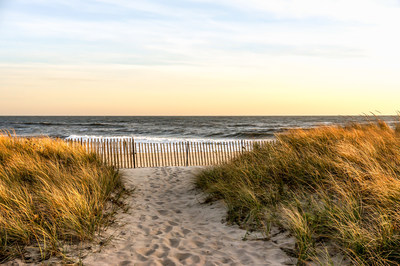 The Hamptons were a top trending destination in 2020