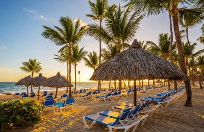 Punta Cana, Dominican Republic, is #5 in the top 20 most-searched destinations for travel in 2021