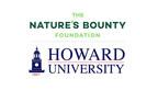The Nature's Bounty Foundation Donates $25,000 To Howard University