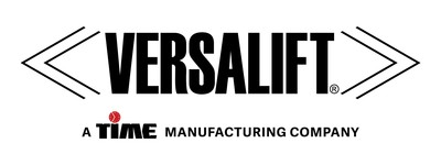VERSALIFT is a leading manufacturer of bucket trucks, digger derricks, aerial lifts and other specialty equipment for power generation, transmission and distribution, investor-owned utility, telecommunications, light and sign, and tree care industries. (PRNewsfoto/Versalift)