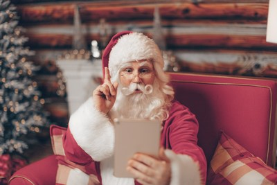 The company's decision to suspend physical experiences with Santa in all 19 CF shopping centres is based on protecting the health and safety of its guests, clients and employees, while also ensuring Santa is in top condition to make deliveries to children around the world at midnight on Christmas Day. (CNW Group/Cadillac Fairview Corporation Limited)