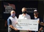 Populus Financial Group Donates $5,000 to Help Veterans Rebuild Their Lives