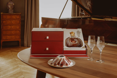 LOUIS XIII COGNAC GIFT COLLECTION BELLOTA (PRNewsfoto/LOUIS XIII)