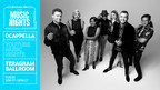 Disney Music Group's Acclaimed A Cappella Group, DCappella, Set...