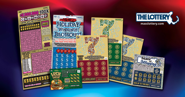 Scientific Games' New, Expanded Contract Enters Five Decades of Supplying No. 1 Massachusetts Lottery with Instant Games