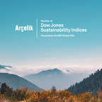 Arçelik Named Industry Leader in the Dow Jones Sustainability Index Once Again