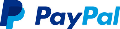 PayPal logo. (CNW Group/PayPal Canada)