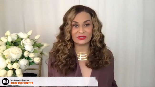 Tina Knowles-Lawson
