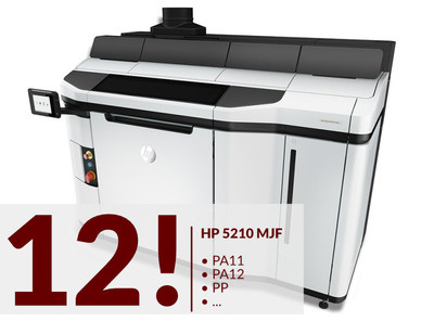 Weerg adds another six HP Jet Fusion 5210