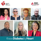 New voices chosen to elevate the link between type 2 diabetes, heart disease and stroke