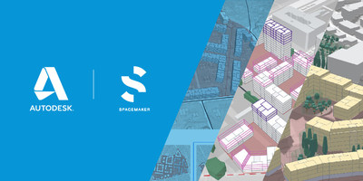 Autodesk has signed a definitive agreement to acquire Spacemaker.