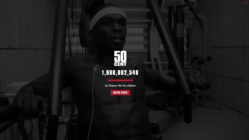 "50 Cent's  ""In Da Club"" Reaches 1 Billion Views on YouTube"