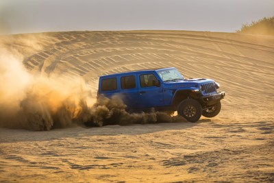 4x4x470 New 2021 Jeep Wrangler Rubicon 392 Combines Legendary 4x4 Capability With 470 Horsepower V 8 Engine For The Most Capable Wrangler Yet