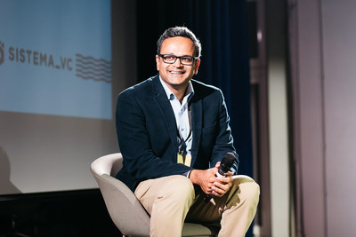 Dr. Sachin Schende, co-founder and CEO of KisanHub