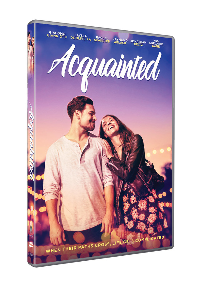 Acquainted Movie Streaming VOD DVD