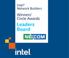 NEXCOM Named to Intel Network Builders Winners' Circle Awards Leaders Board for Second Year in a Row