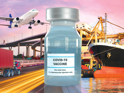 Crane Worldwide Logistics is ready to support the three critical pillars of vaccine logistics success: storage capabilities, ground transportation and local/international transportation requirements.