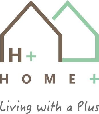 HOME+ Logo (PRNewsfoto/HKBN Group & HOME+)