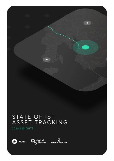 2020 State of IoT Asset Tracking Report