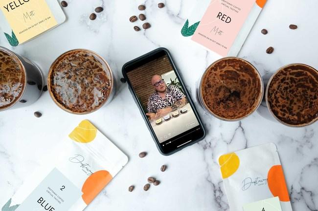 Public Virtual Tasting - Instagram