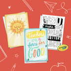 Hallmark to Give Away One Million Cards, Helping Parents and Students Show Appreciation for Educators and School Staff