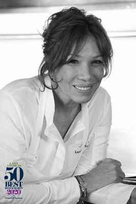 Leonor Espinosa vence prêmio Estrella Damm Chefs' Choice Award