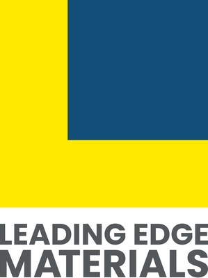 Leading Edge Materials Logo (CNW Group/Leading Edge Materials)