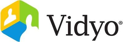 Vidyo logo (PRNewsfoto/Vidyo)
