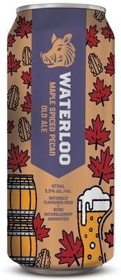 Waterloo Maple Spiced Pecan Old Ale (CNW Group/Waterloo Brewing Ltd.)