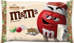 M&M'S® New White Chocolate Sugar Cookie Flavor Hits Shelves In Time For The Holidays