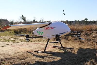 Drone Delivery Canada's Robin XL Drone (CNW Group/Drone Delivery Canada)