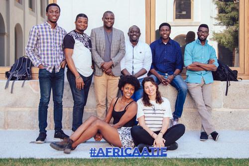 IE Africa Center announces 2020 Social Innovators Cohort (PRNewsfoto/IE Africa Center)