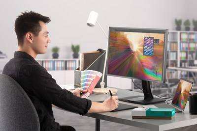 ViewSonic announces the ColorPro VP68a Series of Pantone Validated Monitors which offers high color accuracy, color blindness modes, and enhanced connectivity.