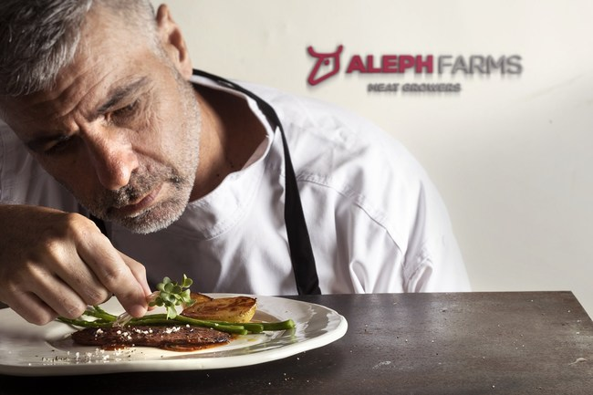 Aleph Farms unveils prototype of first commercial cultivated steak product