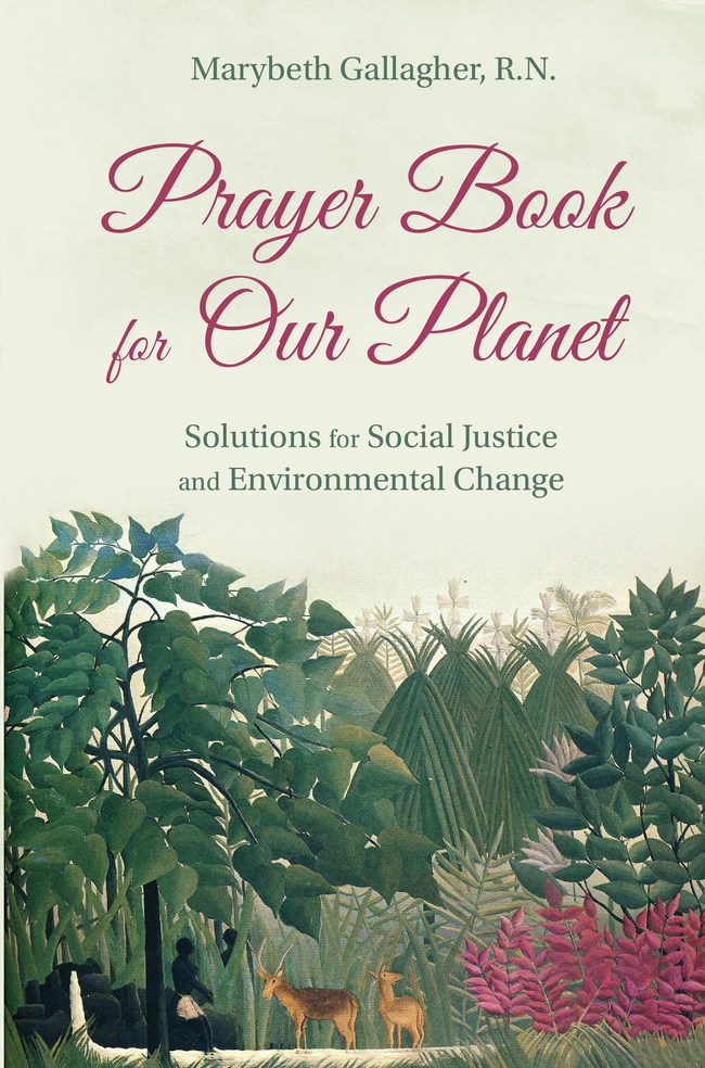 """""""Prayer Book for Our Planet"""""""