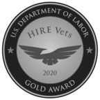 ThayerMahan Receives 2020 HIRE Vets Gold Medallion Award from U.S. Department of Labor