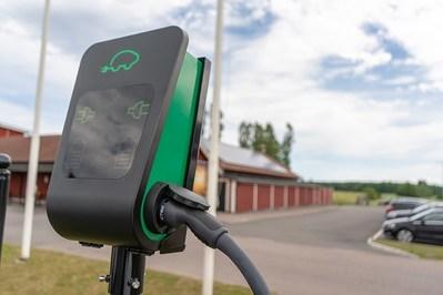 Battery management leader CTEK to provide EVC with 100,000 charging points. (PRNewsfoto/EVC,CTEK)