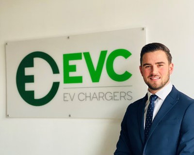 """""""We are confident that this partnership will help to significantly grow our programme.""""  Nick Ballamy, CEO EVC. (PRNewsfoto/EVC,CTEK)"""